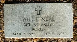 Willie Neal
