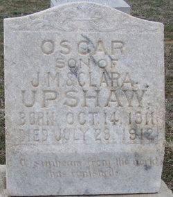 Oscar Upshaw