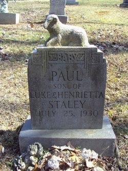 Paul Staley