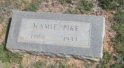 Mamie <I>McBroom</I> Pike