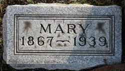 Mary <I>Eash</I> Garver