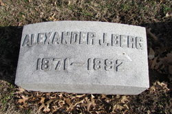 Alexander J Berg