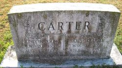 Ora M. <I>Pollard</I> Carter