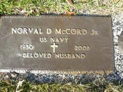 Norval D. McCord, Jr