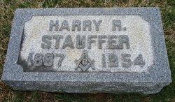 Harry Robert Stauffer