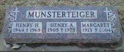 Henry Andrew Munsterteiger