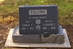 Earle F Squire
