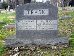 Wattie A <I>Allen</I> Trask