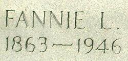 Fannie L. Newsome