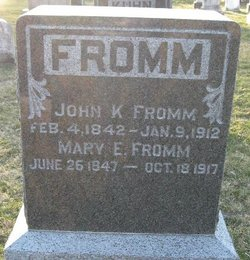 John K Fromm
