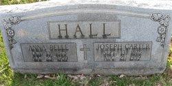 Anna Belle <I>Green</I> Hall