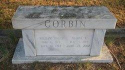 """William """"Boggs"""" Corbin"""