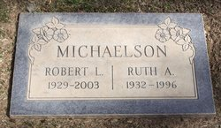 Ruth A Michaelson