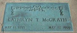 Kathryn T. McGrath