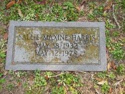 Sallie Maxine Harris