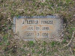 John Lester Finger