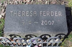 Theresa <I>Mayer</I> Ferder