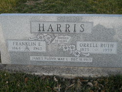 Franklin E Harris