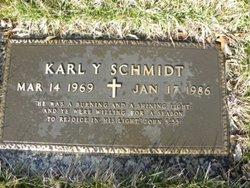 Karl Y. Schmidt