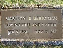 Marilyn E. Berryman