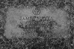 James Hayes