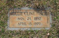 Molly Ella <I>Cline</I> Finger