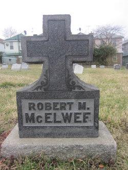 Robert M.  (Infant) McElwee