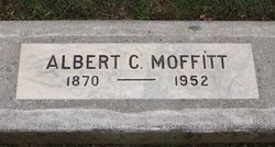 Albert C Moffitt