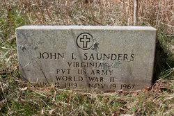 John L Saunders