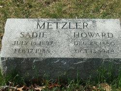 Howard Norris Metzler