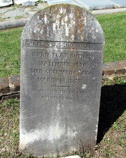 Charles D Schoonmaker
