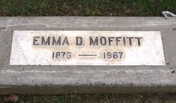 Emma D Moffitt