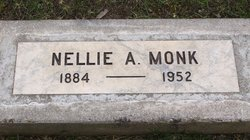 Nellie A Monk