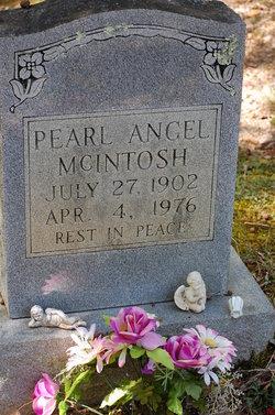 Pearl <I>Angel</I> McIntosh