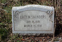Lucy M. Saunders