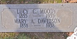 Lucy C Moody