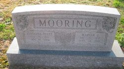 Virginia <I>Peele</I> Mooring