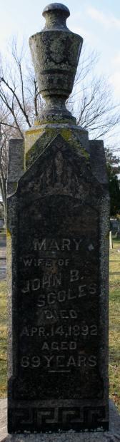 Mary Scoles