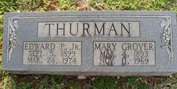 Edward P. Thurman, Jr