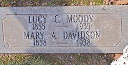 Mary A Davidson