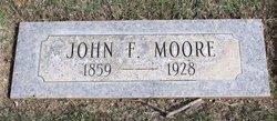 John F Moore