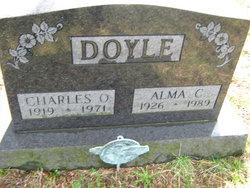 Alma Catherine <I>Greiner</I> Doyle