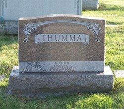 Lovina Sarah <I>Leer</I> Thumma