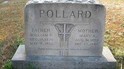 Mary A. Pollard