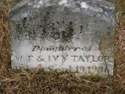 Daugther Taylor
