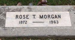 Rose <I>Thomas</I> Morgan