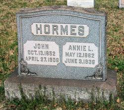 Annie L. Hormes
