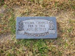 Velma Chance
