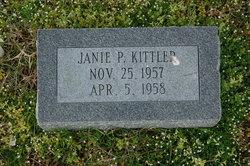 Janie P. Kittler