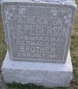 H A Pederson